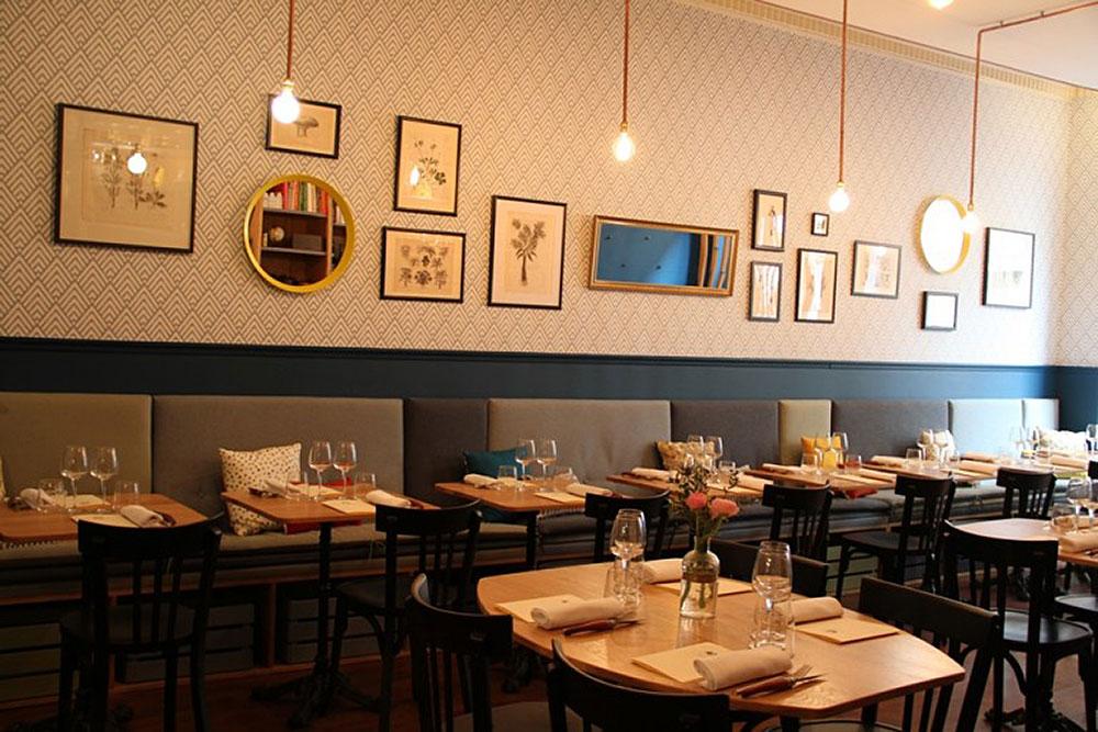 Restaurant les Apothicaires - Lyon